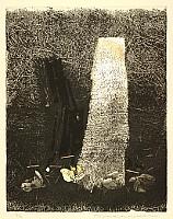 Tadayoshi Nakabayashi born 1937 - Abstract Meadow