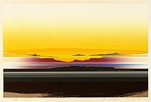 Tetsuro Sawada 1935-1999 - Golden Sunset