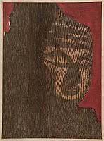 Kazuo Takata (Takada) 1906-1982 - Statue of Buddha