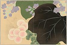 Sekka Kamisaka 1866-1942 - World of Things -  Momoyo Gusa - Flowers