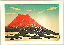 Kunio Kaneko born 1949 - Fuji - 84