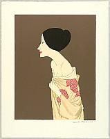 Keiichi Takasawa 1914-1984 - Melancholy