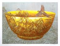 Zheng Jianhui born 1983 - Porcelain Conception No. 7