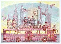 Zheng Jianhui born 1983 - Five Continents - One Village