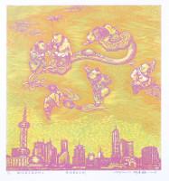 Zheng Jianhui born 1983 - Modern Angels No. 3