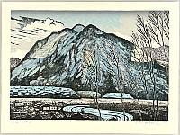 Hiroshi Tomihari born 1936 - Mt. Buko