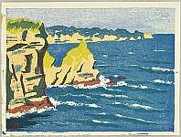 Masao Maeda 1904-1974 - Sea of Ubara