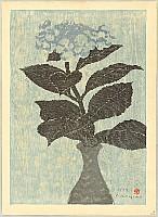 Kihei Sasajima 1906-1993 - Hydrangea