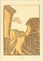 Shiro (Koji) Nagare 1901-1975 - Country Road