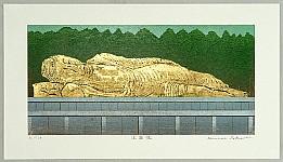 Takashi Hirose Born 1955 - Reclining Buddha