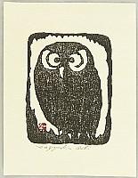 Kazuyuki Ohtsu born 1935 - Owl