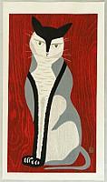 Ippei Kusaki fl.ca. 1970-80s - The Cat, Koro