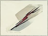 Toko Shinoda born 1913 - Flame