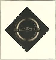 Katsunori Hamanishi born 1949 - Game - Work No. 14