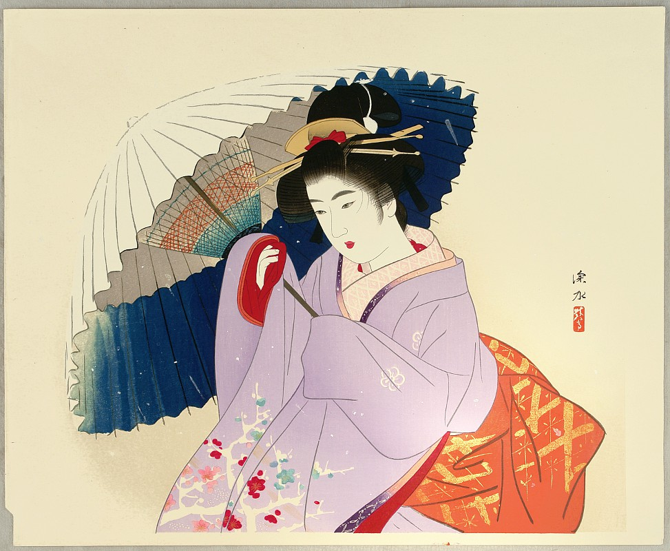 By Shinsui Ito 1898-1972