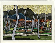 Toru Mabuchi 1920-1994 - Highland Grove