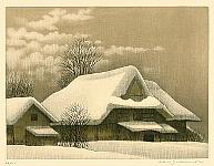 Koichi Sakamoto born 1932 - Winter Clouds