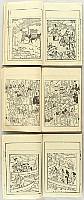 not identified - Illustrated History of Joruri - Vol 1, Vol 2, Vol 3 - Complete Set