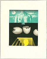 Koichi Sakamoto born 1932 - Window of Thought