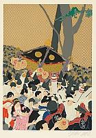 Masaaki Tanaka born 1947 - Yamanaka Suwa Shrine Festival