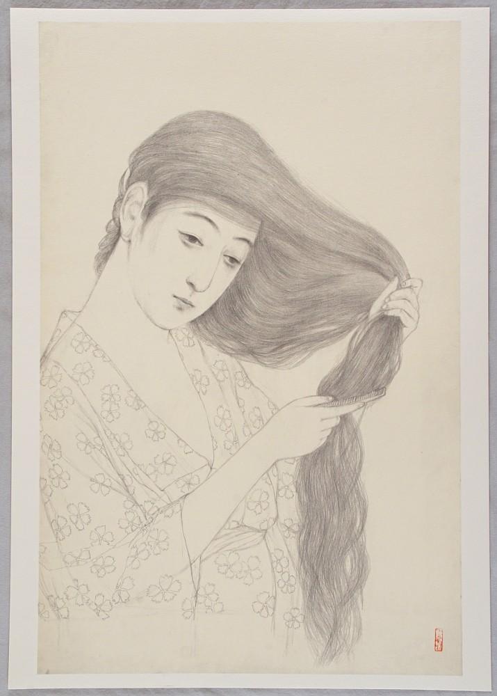 Goyo Hashiguchi 1880-1921