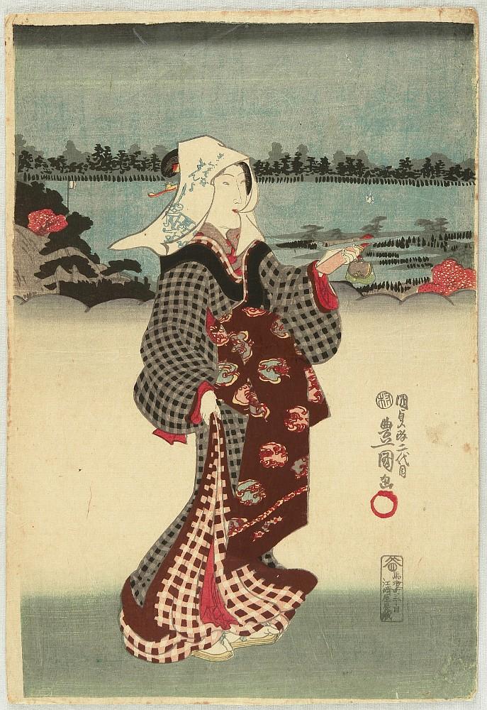 Kunisada Utagawa 1786-1865
